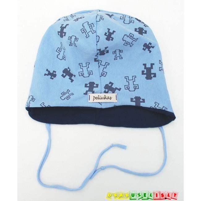 """Kepurė su raišteliais """"Baubukai"""", 434"""