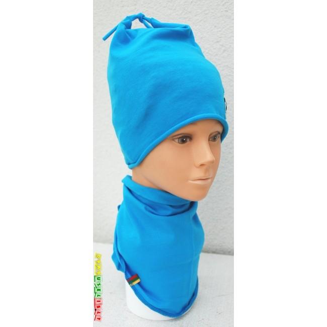 """Kepurė su kaklaskare """"Elektrinė"""", 902"""