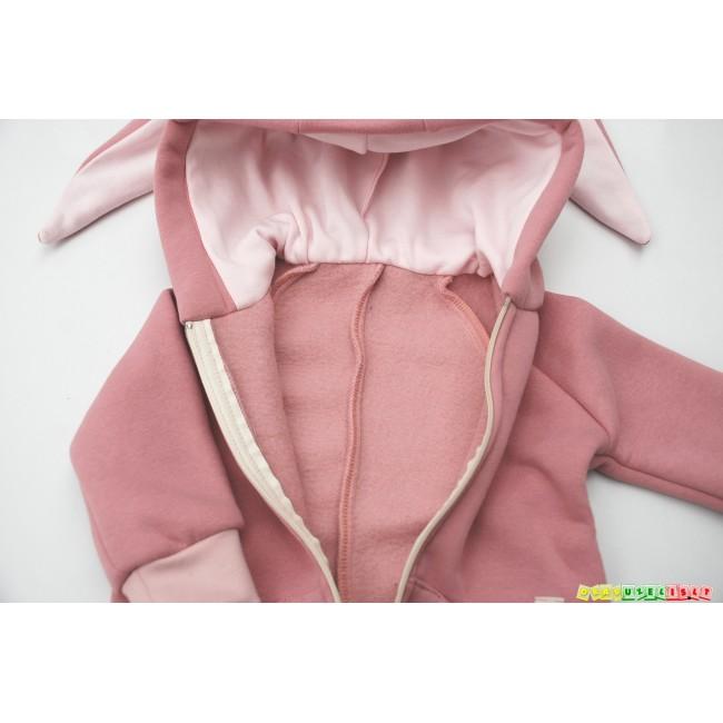 """Šiltas kombinezonas vaikui  """"Rožinis"""", 473"""