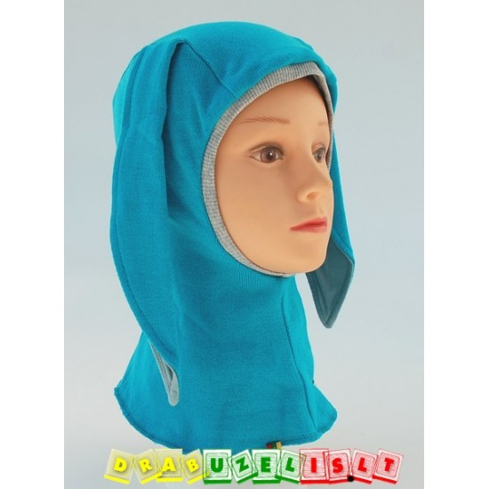 """Kepurė - šalmukas """"Mėlynas"""", 754"""