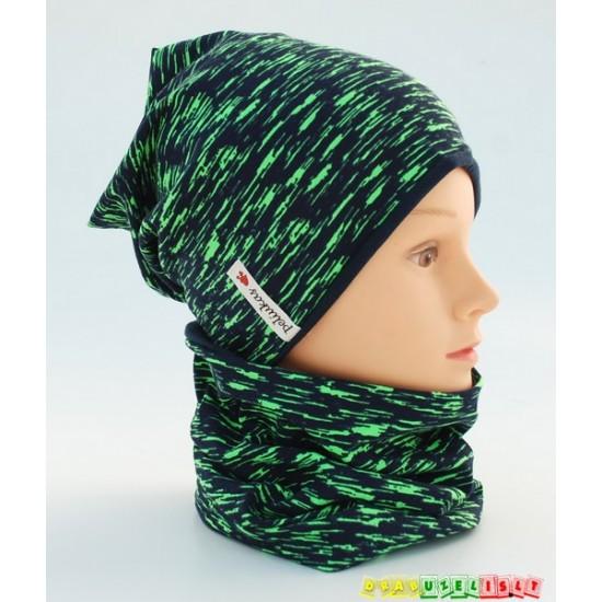 """Kepurė su mova rudeniui """"Žalias beržas"""", 112"""
