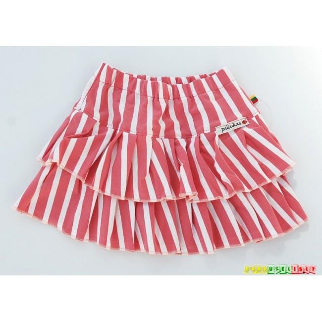 Baltai-rožinis sijonas mergaitei, 633