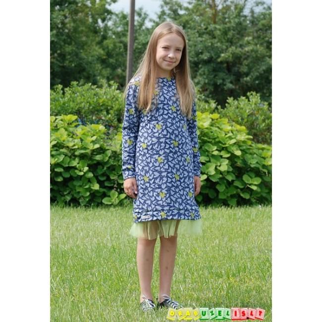 """Suknelė mergaitei """"Širdelė"""", 252"""