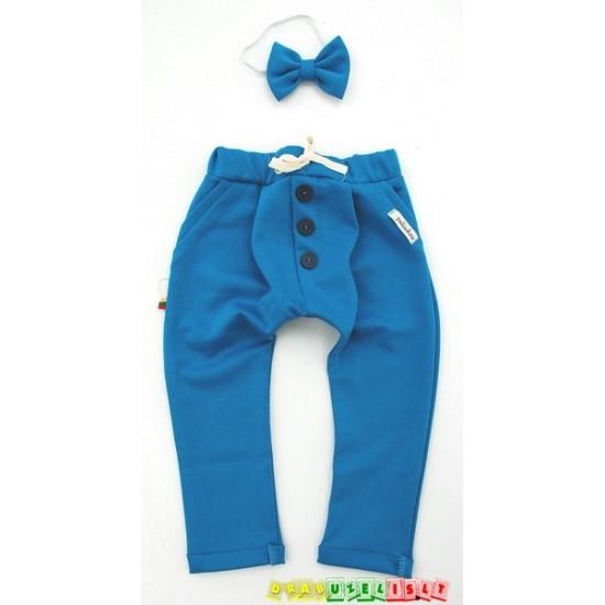 """Kelnės vaikams """"Mėlynos su peteliške"""", 770"""