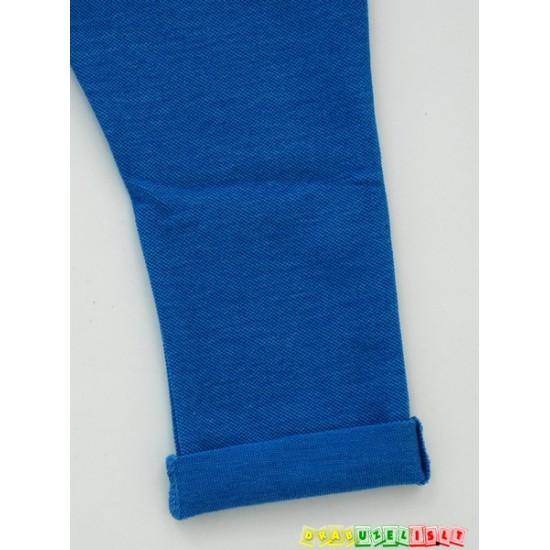 Mėlynos kelnės berniukams su kišenėmis, 374