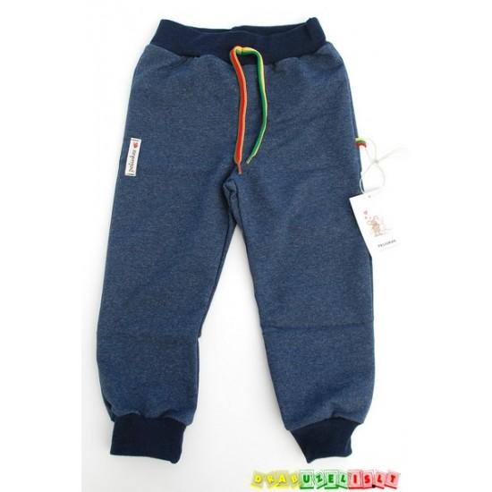 """Sportinės kelnės vaikams """"Tamsiai mėlynos"""", 111"""