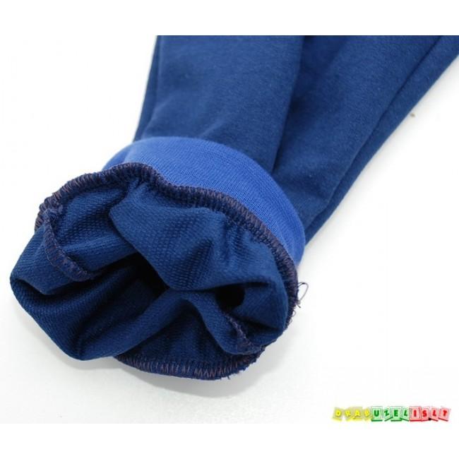 """Sportinės kelnės pavasariui """"Mėlynos"""" 615"""