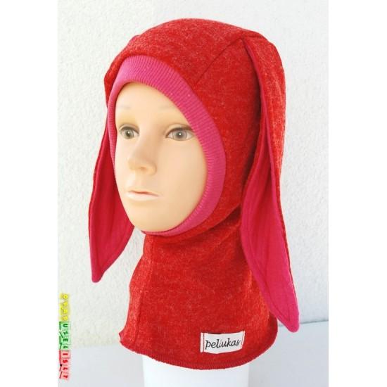 """Kepurė - šalmukas """"Rožinės ausys"""", 795"""