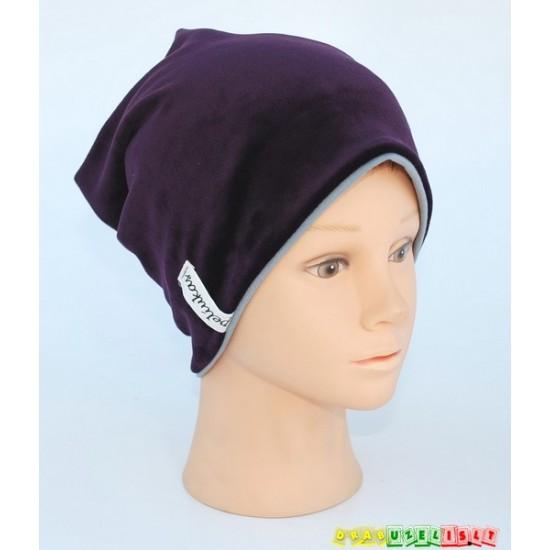 """Kepurė veliūrinė """"Violetinė"""", 572"""