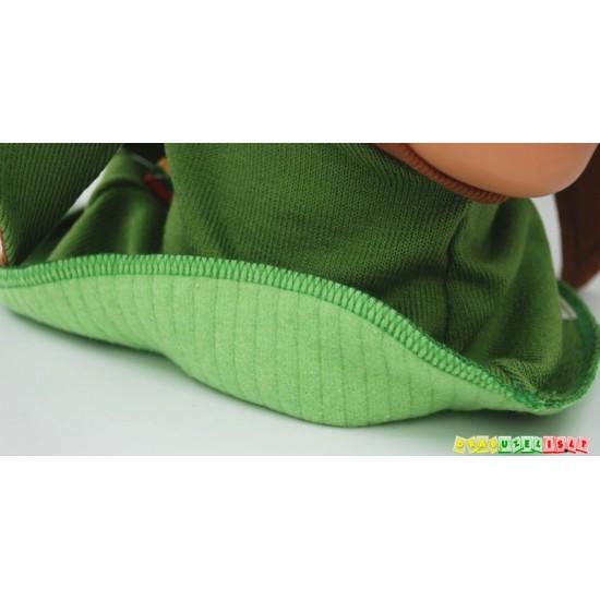 """Šilta Kepurė - šalmukas """"Žalias kiškutis"""", 792"""