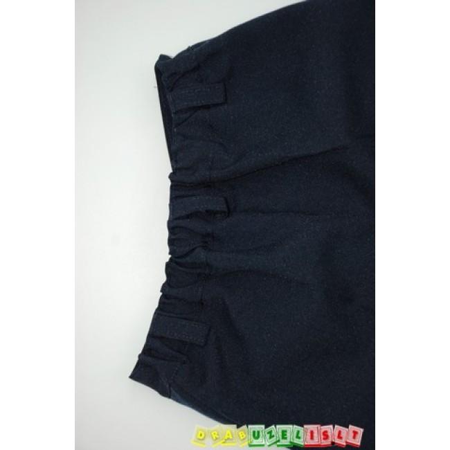 """Mokyklinės kelnės, tamsiai mėlynos """"Klasikinės"""", 169"""