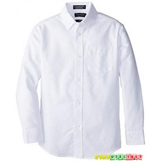Balti marškiniai berniukui su peteliške, 818