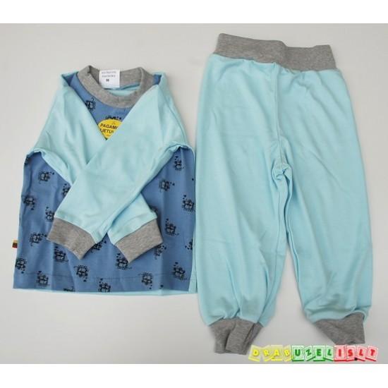 """Pižama vaikams """"Mėlynas Peliukas"""", 129"""