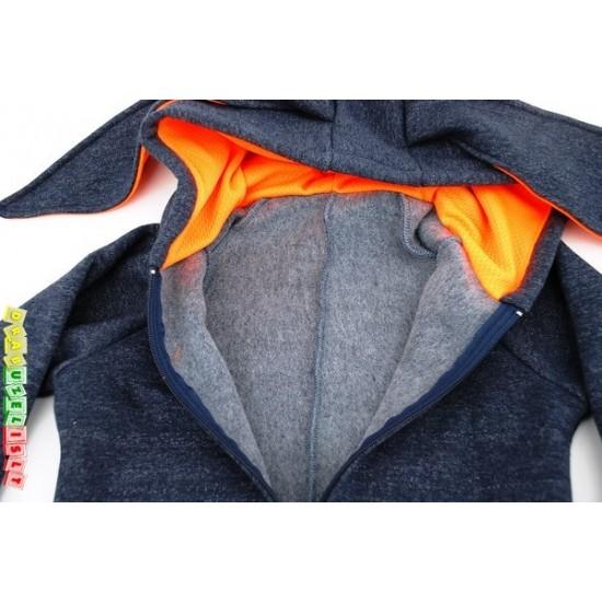 """Šiltas kombinezonas """"Oranžinės ausytės"""", 579"""
