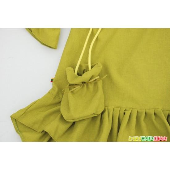 """Suknelė mergaitei """"Kamilė"""", 218"""